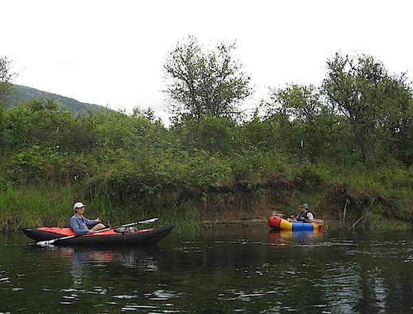 canoes 2